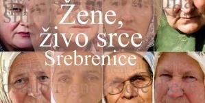 "Najava: Izložba fotoportreta""Žene, živo srce Srebrenice"""