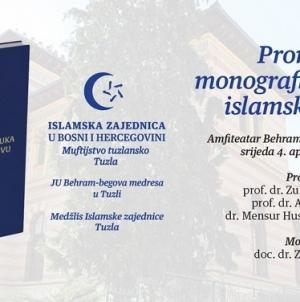 Promocija Monografije Fakulteta islamskih nauka u Sarajevu