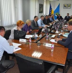 Potpisan historijski Kolektivni ugovor za službenike policije MUP-a TK