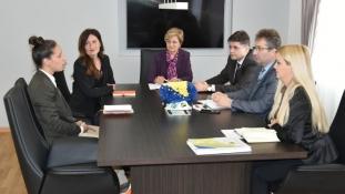 Predstavnice World Vision-a posjetile Vladu Tuzlanskog kantona