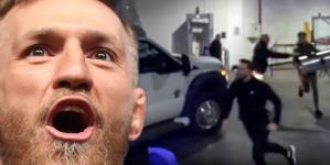 Pogledajte šta se desi kada pobjesni Conor Mc Gregor (VIDEO)