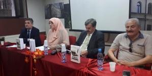 """Predstavljena knjiga  """"Svi smo mi iz Srebrenice"""", Mirsada Mustafića"""