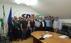 Konstituisan Kantonalni izborni štab SDA