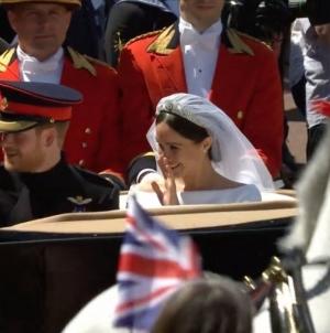 Kraljevsko vjenčanje: Princ Harry potpuno očaran lijepom Meghan