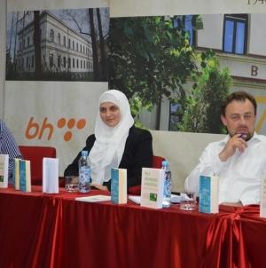 """Održana promocija knjiga """"Rijekom života"""" i """"Svi elementi uspjeha"""", autorice Hidajete Mahalbašić"""
