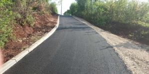 Završeni radovi na sanaciji puta u naselju Paligorići