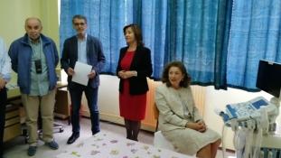 """Donacija medicinske opreme za JZNU Dom zdravlja """"Dr Mustafa Šehović"""" Tuzla"""