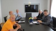 """Predstavnici UV """"Stećak"""" kod premijera Suljkanovića"""