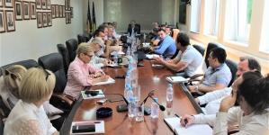 Održan radni sastanak Organizacionog odbora za obilježavanje 15. maja 1992. u Tuzli