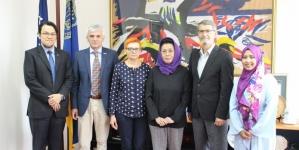 Nastupna posjeta Ambasadorice Republike Indonezije u BiH