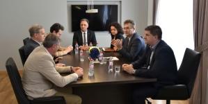Podrška održavanju košarkaške utakmice BiH – Francuska