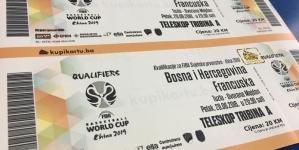 U prodaju pušten posljednji kontingent ulaznica za utakmicu BiH – Francuska