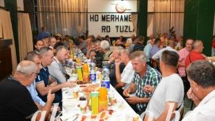 Upriličen tradicionalni Merhametov iftar za ratne vojne invalide Tuzlanskog kantona