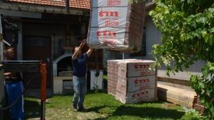 Boračke organizacije Tuzle nastavljaju sa sanacijama kuća svojih saboraca FOTO/VIDEO