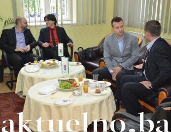 Bajramski prijem Gradskog odbora SDA Tuzla: Jedinstvo Bošnjaka je temelj izgradnje i opstojnosti Bosne i Hercegovine