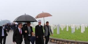 Muftija Fazlović: Svjedočimo veliku vrijednost naših šehida