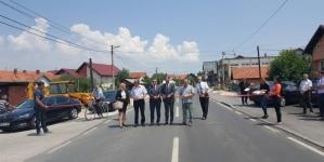 Delegacija Vlade TK otvorila dionicu puta Živinice – Bašigovci