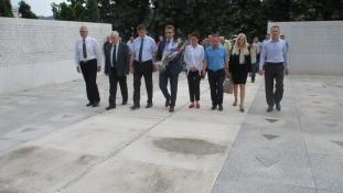 Delegacija Vlade TK na obilježavanju Dana dobitnika najvećih ratnih priznanja