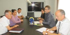 Predstavnici Streljačkog invalidskog kluba Tuzla kod premijera Suljkanovića