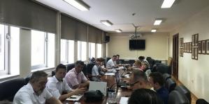 Sastanak gradonačelnika Imamovića sa Udruženjem poslodavaca Grada Tuzla
