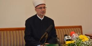 Muftija tuzlanski Vahid ef. Fazlović: Neka nam obnovljena duhovna i umna snaga budu od pomoći da moralne vrijednosti u našem društvu činimo još postojanijim