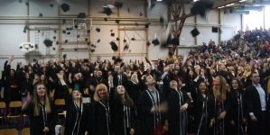 Svečana promocija 540 diplomanata i magistara