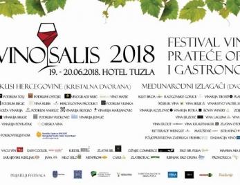 U utorak počinje VinoSalis: Tuzla postaje grad vina i soli