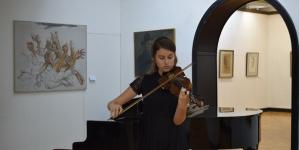 Održan solistički koncert violinistkinje Amine Šećerović