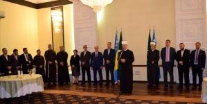 Bajramski prijem muftije Vahid-ef. Fazlovića: Uvijek se zajednički radujemo velikim blagdanima u Bosni i Hercegovini