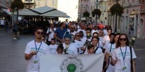 Mimohod u Rijeci za žrtve genocida i izložba fotografija o Srebrenici