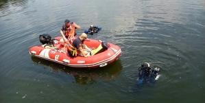 Timovi FUCZ uključili se u potragu za utopljenikom u jezeru Bistarac kod Lukavca