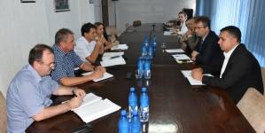 """Delegacija Vlade u radnoj posjeti Rudnicima """"Kreka"""""""