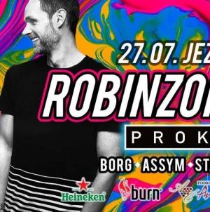Robinzon party : Ljeto dobre zabave na jezeru Modrac