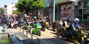 Motociklisti iz Bihaća krenuli prema Srebrenici