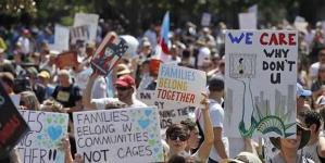 """Trampova """"politika nulte tolerancije"""" prema migrantima na granici s Meksikom dovela je do razdvajanja više od 2.000 djece od roditelja"""