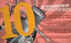 Kaleidoskop: Svečano otvaranje Festivala u utorak, 17 jula