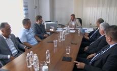 Posjeta delegacije Vlade TK MAT- u