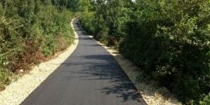 Završni radovi na drugoj fazi sanacije ceste u mjesnoj zajednici Dokanj