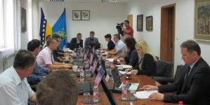 Održana vanredna sjednica Vlade TK