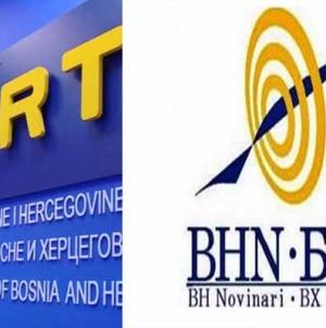 BH novinari osudili napad na ekipu BHRT-a