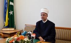 Bajramska poruka muftije tuzlanskog Vahid ef. Fazlovića