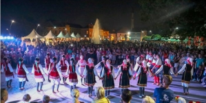 """Koncert Folklornog ansambla """"Panonija"""" na Trgu Slobode!"""