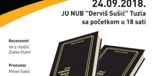 """Najava promocije posthumno objavljene knjige  """"(Ne)obične male priče"""", Fehreta Hrustića"""