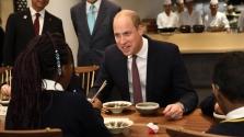 Princ William napravio gaf i postao viralni hit