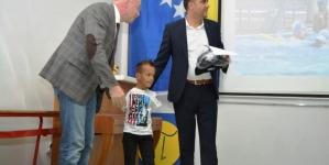 """Bahrudin Bato Hadžiefendić obezbijedio stipendiju za Ismaila Zulfića, """"dječaka heroja"""""""