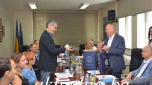 Radna posjeta: U Tuzli boravi delegacija Grada Osijeka
