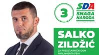 Predstavljamo kandidate: Salko Zildžić, kandidat za Predstavnički dom Parlamenta FBiH