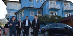 Delegacija Vlade TK posjetila Plavu polikliniku