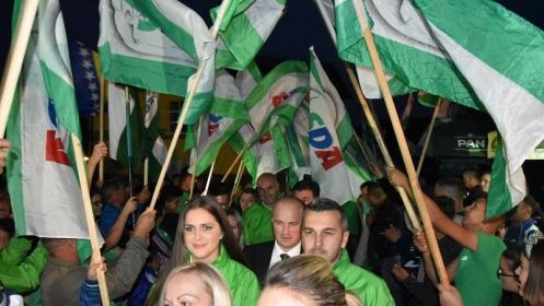 Hoće li pobjednička stranka u Kantonu Sarajevo ostati bez vlasti
