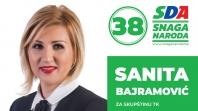 Predstavljamo kandidate:Sanita Bajramović, kandidatkinja SDA za Skupštinu TK